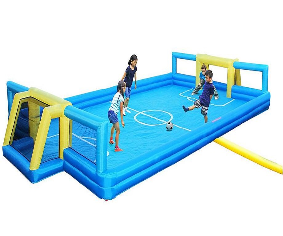 Shanghai Factory Manufacture Football Inflatable Playing Sport Games