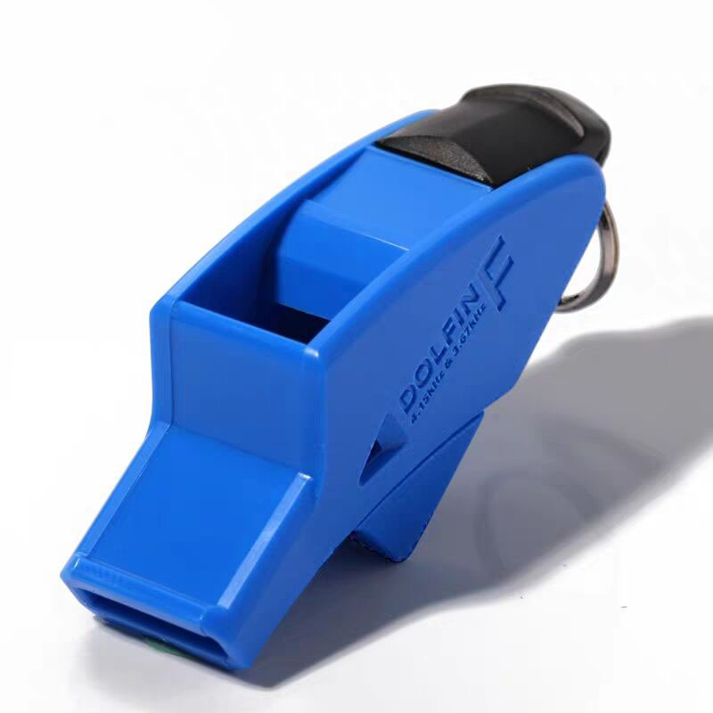 Molten Blue Dolphin F Soccer Referee Whistle Sports Survival Whistles Outdoor Camping Professional Football Whistles