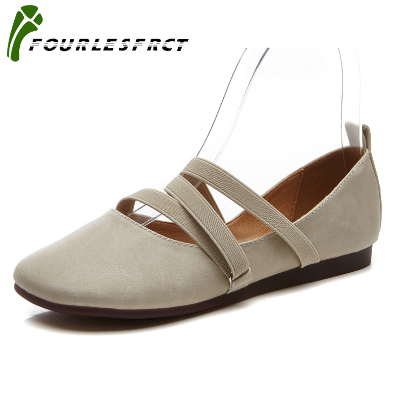 2017  Fashion Women's Flat Shoes PU Leather Woman Shoes Flats Casual Loafers Soft Slip On Moccasins Lady Driving Shoes Hot sale 2017 autumn fashion men pu shoes slip on black shoes casual loafers mens moccasins soft shoes male walking flats pu footwear