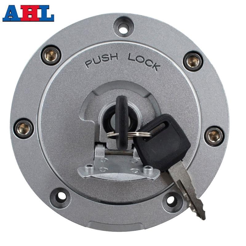 Racing CNC Quick Lock Release Fuel Cap For Honda VFR 1200 2010-2013 10 11 12 13