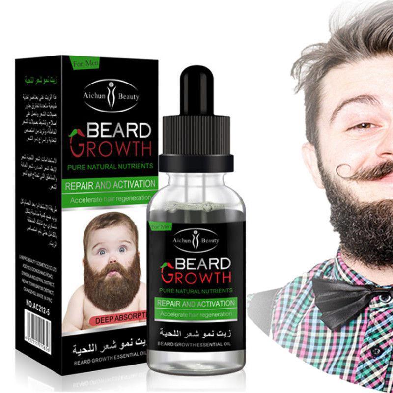 AnpassungsfäHig Bellylady Natürliche Organische Bart Ätherisches Öl Feuchtigkeitsspendende Schnelle Wachstum Pflegende Öl Zahlreich In Vielfalt Haarausfall-produkte
