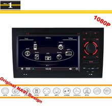 For Audi A4 / S4 / RS4 2002~2008 – Car GPS Navigation Stereo Radio CD DVD Player 1080P HD Screen Original Design System