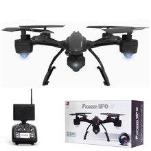 JXD 509G 5.8G FPV Avec 2.0MP HD Caméra Haute Tenue Mode RC Quadcopter + Moniteur Vol De Nuit Un Retour key Sans Tête Mode RC Drone