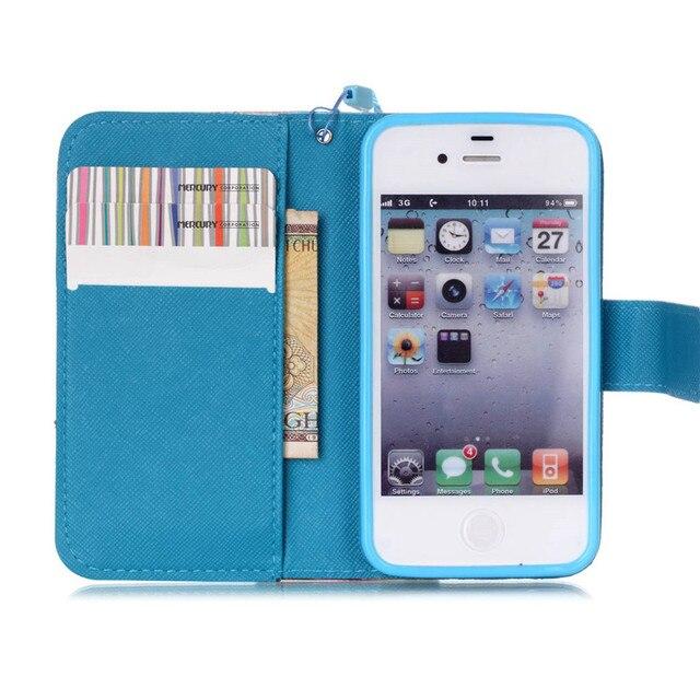 Case For Apple iPhone 4 4s 5 5s SE 5C 6 6s 6Plus Plus