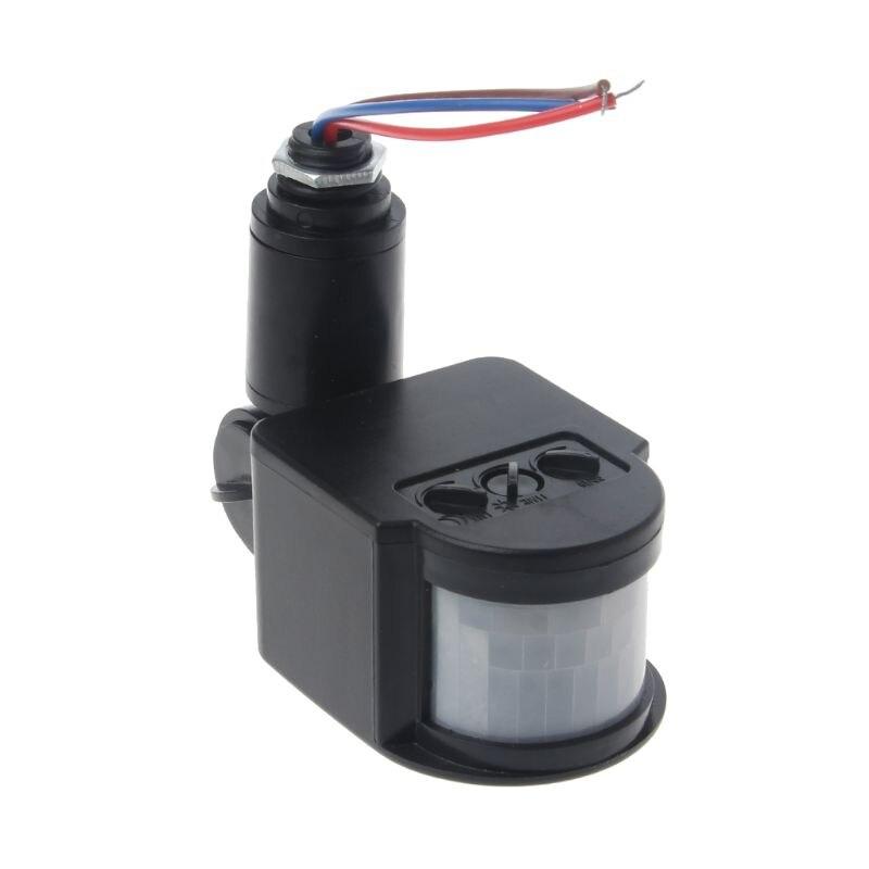 Commutateur d'inductance de détecteur de mouvement de corps humain de PIR de sécurité d'ac 220 V lumière LED
