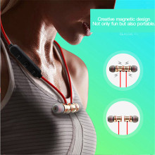Wireless Earphones Earbuds Bluetooth Sport in-ear and Headphone Magnetic 4.1 Headphones