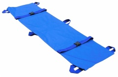 health Soft emergency folding stretcher bed household medical stretcher safety belt FOR FIRST AID SUPPLY