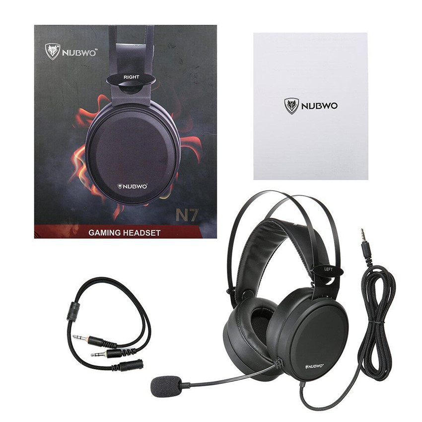 товар Xiberia Nubwo N7 Ps4new Xbox One Headset Pc Casque Bass