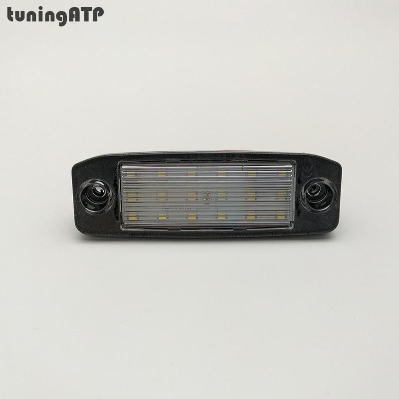 18-SMD LED Kennzeichen Licht Lampen für Hyundai Sonata YF//i40 CW Estate Wagon Tourer