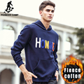 Pioneer Camp new arrival printed men hoodies autumn winter brand-clothing male fashion hoodie sweatshirts casual for men 677094