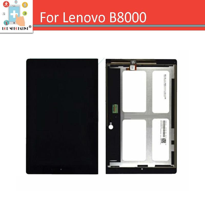 New Original 10.1'' Inch for Lenovo yoga tablet 2 10 B8000 ( N101ICE-G62 Rev.B1 ) Touch Screen LCD Display Digitizer Assembly brand new original for 2 2 inch ls022q8ud04 display