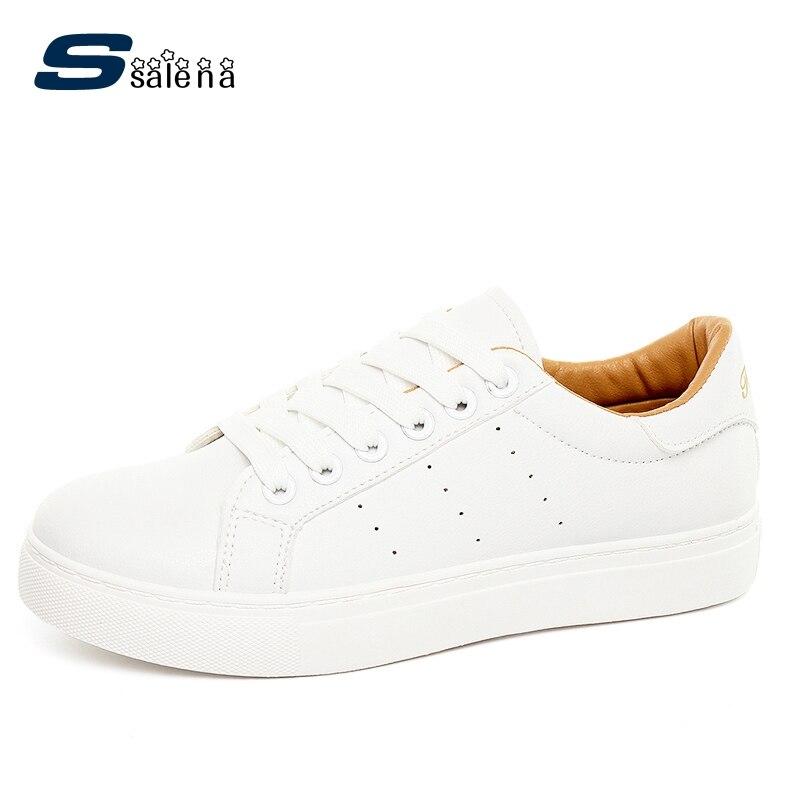 Prix pour Planche à roulettes Chaussures Femmes Respirant Femme En Plein Air Sneakers Plate-Forme de Lumière Femmes Chaussures Taille de L'ue 39-46 AA50277