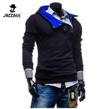 Hoodies Men 2018 Brand Male Long Sleeve Hoodie Solid Color Sweatshirt Mens Moletom Masculino Hoodies Slim Tracks Large size XXXL