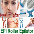 New Facial Hair Epicare Epilator stick Remover Stick Painless Facial Hair EPI Roller Removal Device Tweezer Facial Hair Remover