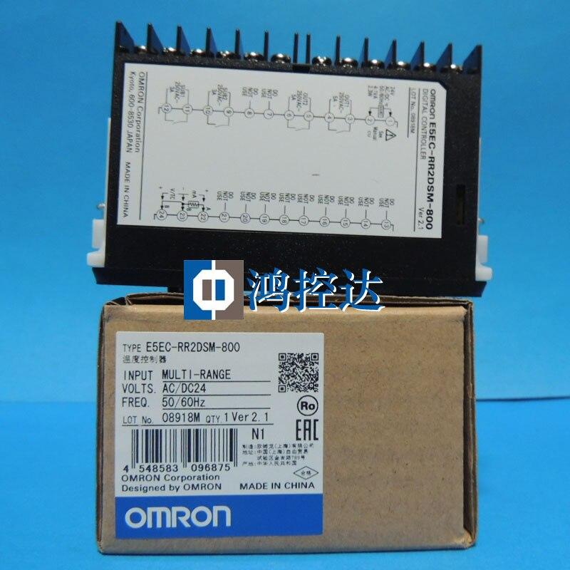 New Original   Digital Thermostat E5EC-RR2DSM-800 Temperature Controller