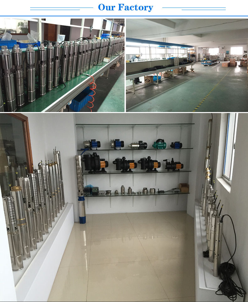 (5)our factory