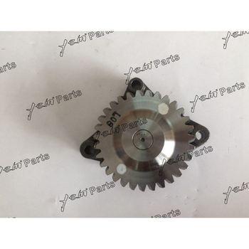 Dla części silnika Yanmar 3D84-1 3T84 3T84HLE pompa olejowa 729350-32100 tanie i dobre opinie Tłoki Pierścienie Pręty i części 2019 Made in China oil pump 84mm
