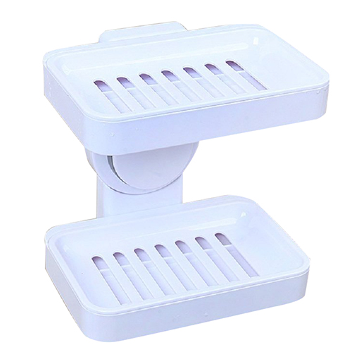 Super Powerful Suction Cup Soap Dish Bathroom font b Storage b font Organizer font b Rack
