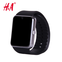 Smart Watch GT08 Clock Sync Notifier Support Sim Card Bluetooth Connectivity for font b Apple b