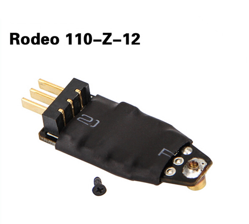 Walkera Rodeo 110 FPV Racing Drone Replacement Rodeo 110-Z-12 Brushless ESC Speed Controller walkera rodeo 110 fpv racing drone spare part cw ccw fuselage black