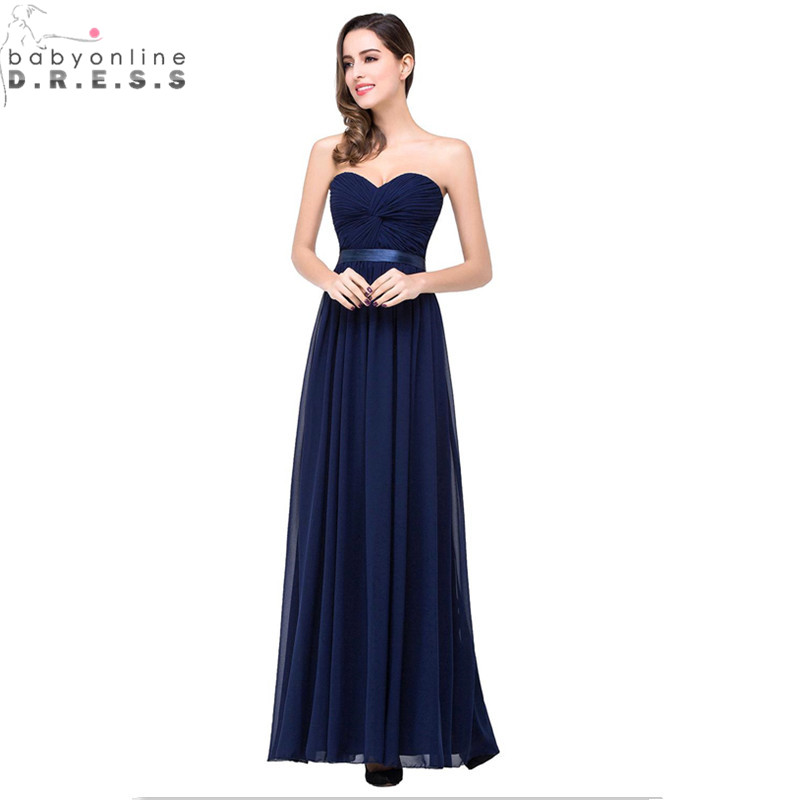 Online Get Cheap Navy Blue Bridesmaid Dresses -Aliexpress.com ...