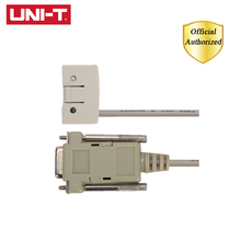 UNI-T UT-D02 RS232- Data Wire Cable Probe for UT60 UT61 Series One-way Transmission RS-232 Interface