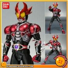 Japonya Kamen maskeli Rider orijinal BANDAI Tamashii milletler SHF / S.H.Figuarts oyuncak aksiyon figürü Agito (yanma formu)