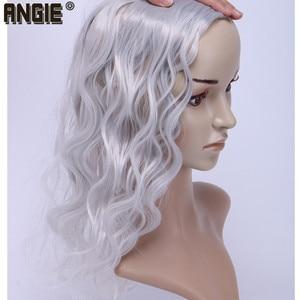 Image 5 - 16 18 20 นิ้ว Body Wave ผมสาน 3 ชุดเดียวสี Double Weft Hair Extension