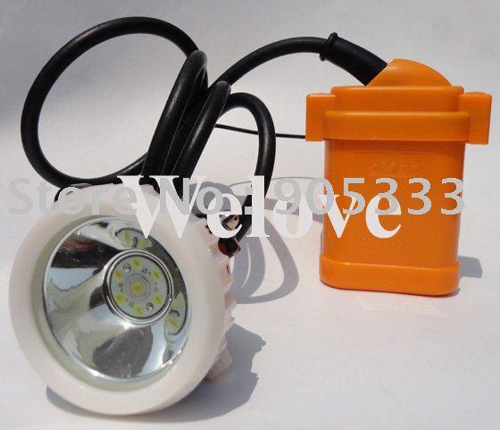 Lampa Led Miner, lampa górnicza, 100% Gwarancja jakości, Darmowa - Przenośne oświetlenie - Zdjęcie 3