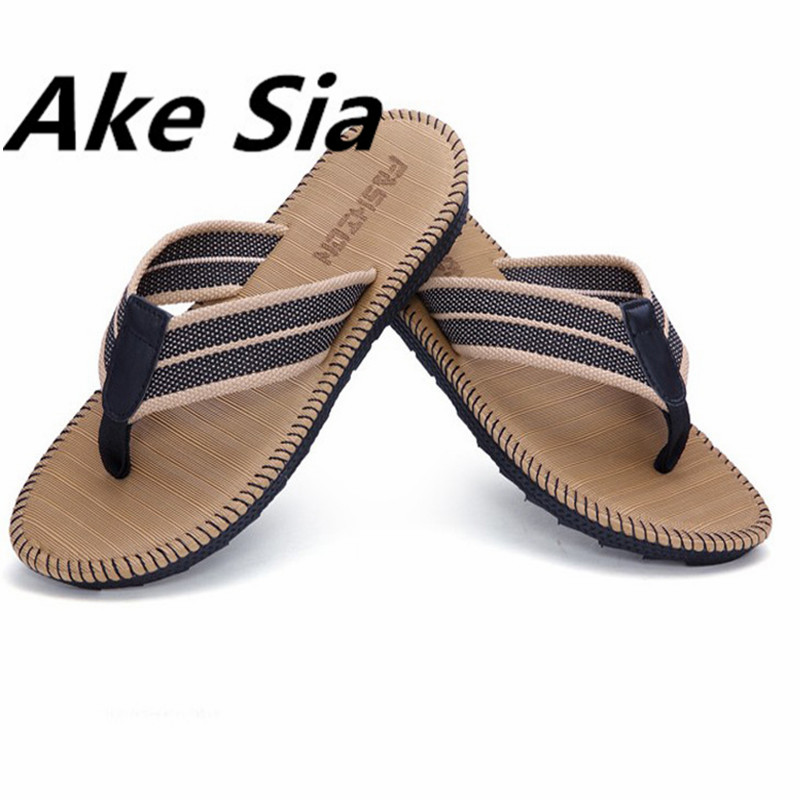 2018 Hot Selling Fashion Beach Slippers Flip Flops Mens Slippers EVA Casual Men Shoes Summer Sapatos Hembre sapatenis masculino