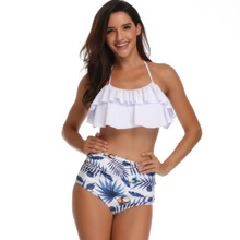 Women Swimwear Two Piece Bikini Set Bathing Suit