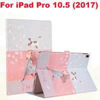 High Quality PU Leather Case Cover For New IPad Pro 10 5 Inch 2017 Tablet Protector