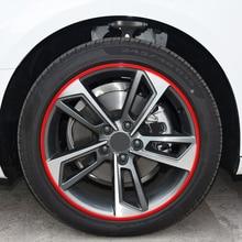 Car Accessories Car Rim Tape Sticker for VW Golf 4 7 5 MK4 M