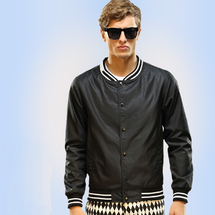 Aliexpress.com : Buy 2015 fashion brand casual bomber jacket men