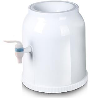 25X27cm Cylinder Desktop Mini Water Dispenser without power for normal bottle water 18.9L 10L 5L 2.5L