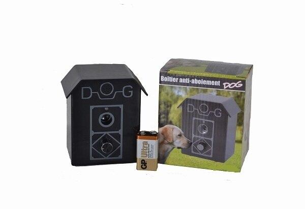 2017 Hot Sale Time-limited Dog Training Collar No Shock Ultrasonic Dog Bark Stop Anti Barking Control Collar