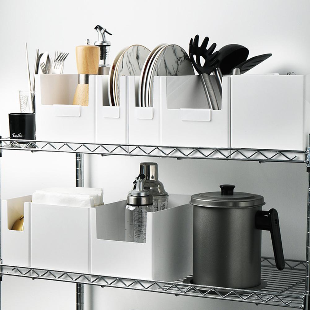 Storage Container Tableware Classification Refrigerator Kitchen-Bar Desktop New