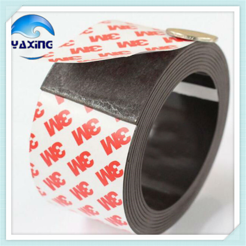5M Magnetic Tape 50mm Width 1.5mm Thickness Rubber Magnetic Strip Tape Flexible Magnet DIY Craft Tape 5pcs magnet sheet a4 thickness 1mm rubber magnetic strip tape flexible magnet diy craft tape