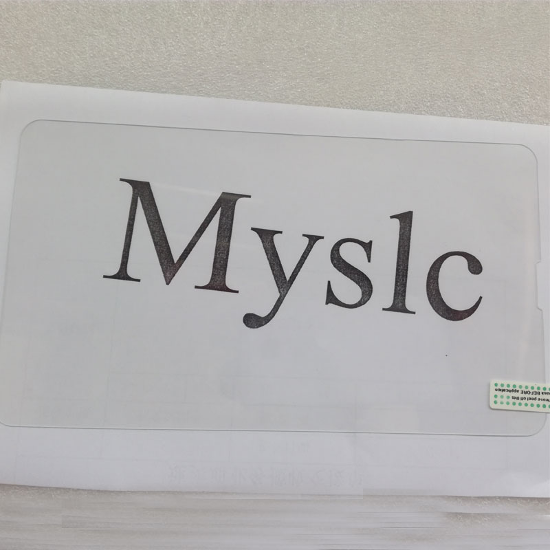 Myslc Tempered Glass Screen Protector Premium Front Clear Protective Film For Ginzzu GT-7050 3G/GT-X731 3G/GT-X770 4G 7