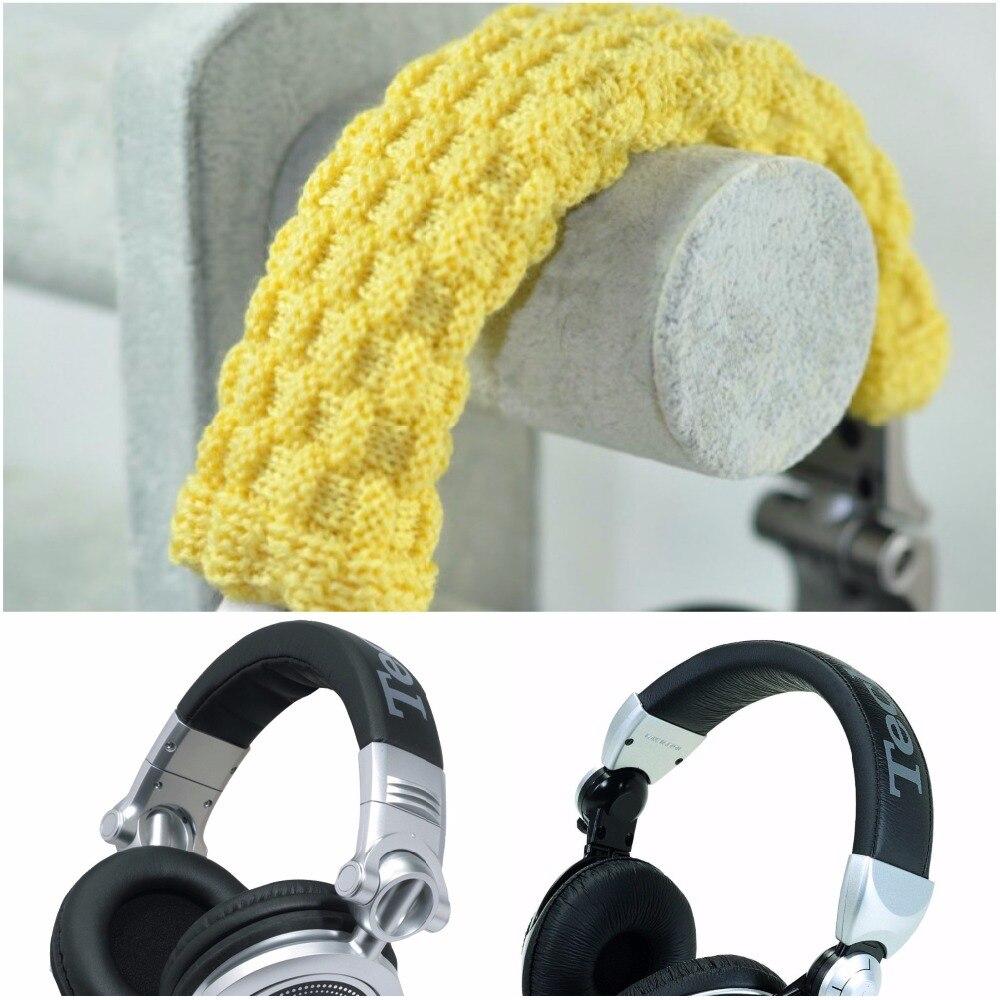 Consumer Electronics Headphone/headset Professional Sale Extrafina Merino Pure Wool Headband Cushion For Technics Rp-dj1210 Rp-dj1200 Rp-dh1200 Rp-dh1250 Dj Headphone Promoting Health And Curing Diseases