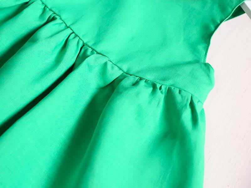 HTB1IHb RXXXXXb XpXXq6xXFXXXt - Hurave Summer 2017 New Cute Style Fashion Sleeveless Girls Bow Dress Girl Clothing For Children Cute Dresses Vestidos