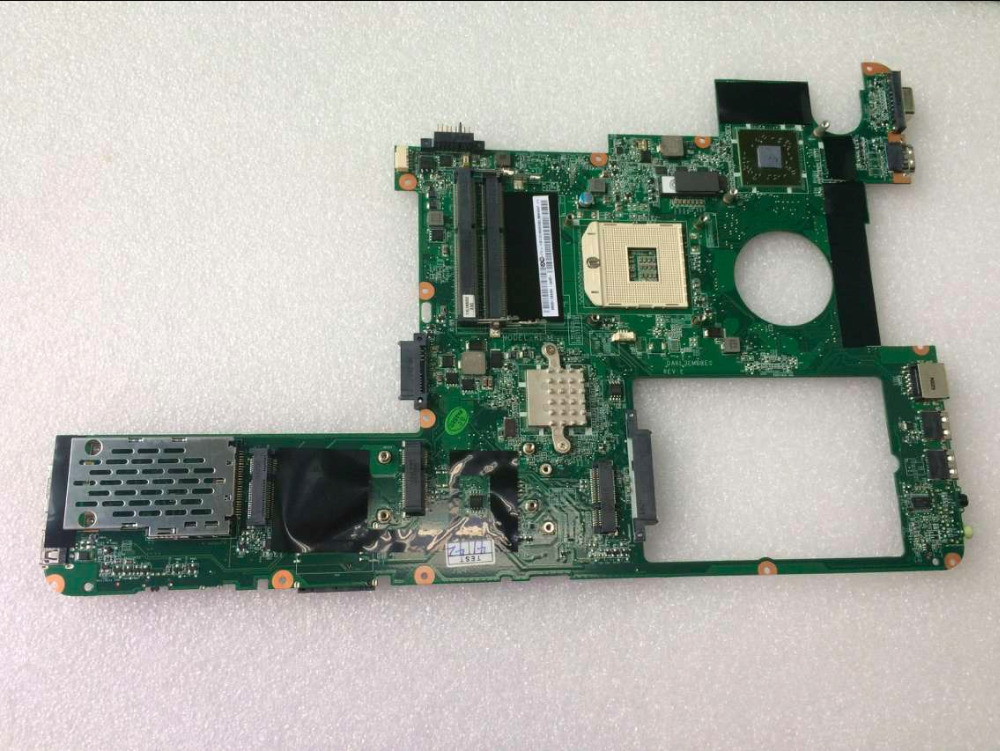 Free Shipping New DAKL3EMB8E0 Rev:E mainboard For Lenovo Y560P Notebook Motherboard with AMD GPU