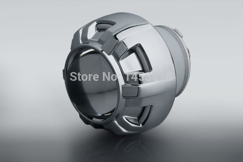 ON SALE 12B 35w 2 inch Bixenon Hid Projector Lens Headlight kits Universal Motorcycle White Blue Angel Eyes 4300k 6000k 8000k