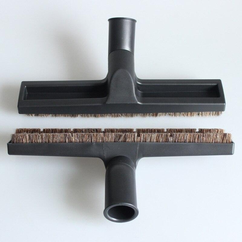 Пыли кисточки головы пыли инструмент крепления для Пылесосы Автомобиля 360 пол Замена конский волос