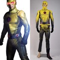 Reverse Flash Cosplay TV series Reverse-Flash Halloween Party Cosplay Costume Boots Cover For Adult Men Custom Made