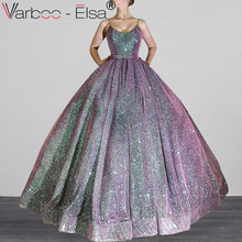 VARBOO_ELSA Ball Gown Dress 2019 Prom Dresses Party Gown