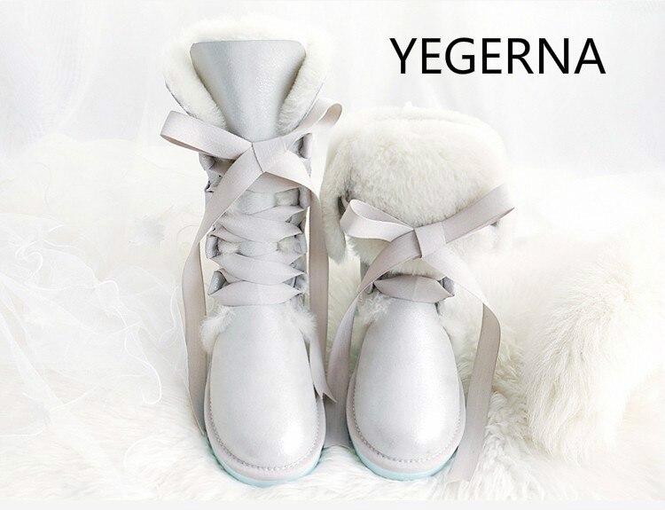 Fashion High Heel Snow font b Boots b font font b Women b font font b