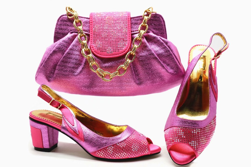 Top selling Nigeria Wedding Shoes and Bag Sets Fashion shoes matching bags in Party Women 2018 urban housing studies in nigeria