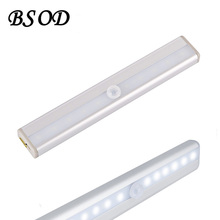 ФОТО Piro-sensor automatic led wall light /lamp 7120 can detect the motion of peoplefor bedroom/kitchen  with CE  ship