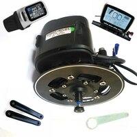 Coaster Brake Torque Sensor Tongsheng Tsdz2 Ebike Kit Conversion DIY Mid Motor 36v 250w 350w Electric Bicycle Motor